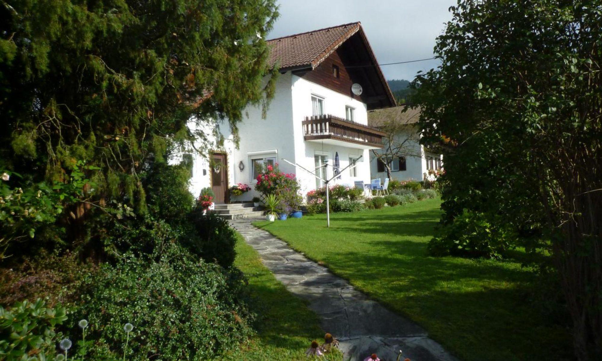Ferienwohnung Elisabeth Rainer